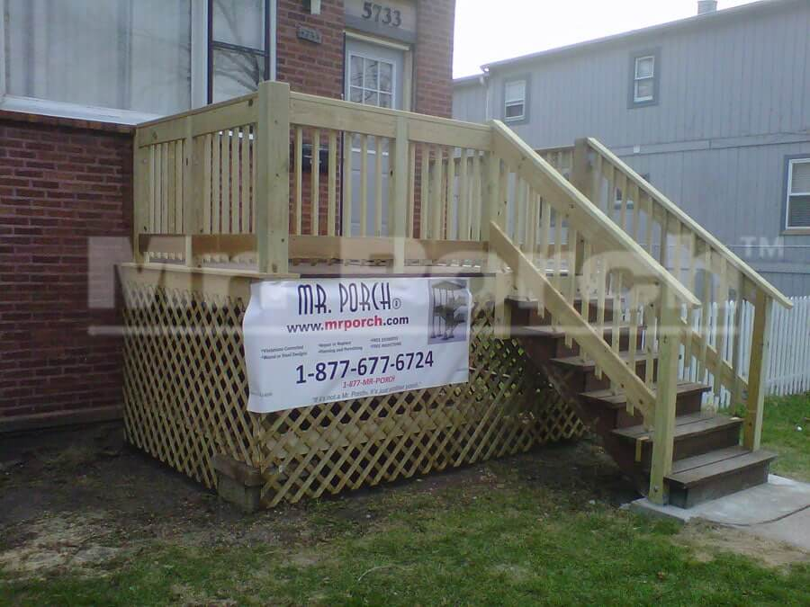 Mr Porch.com U2013 Chicago Porch U0026 Deck Builders Since 2002!