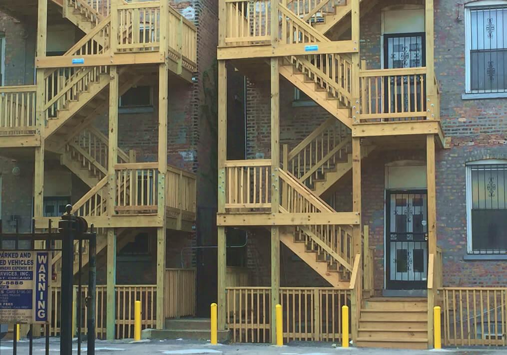 porch deck building restoration chicago il mr porch com
